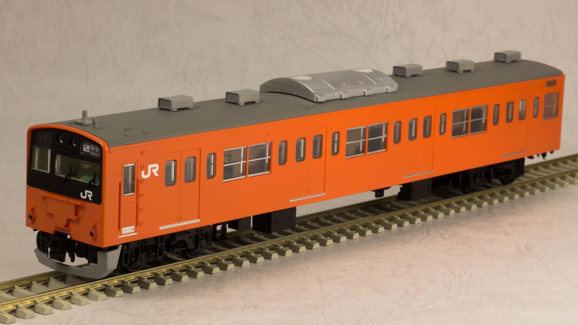 12月発売予定 201系直流電車(中央線) 特設ページ